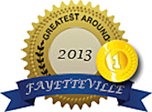 Voted #1 Local Website in Fayetteville NC