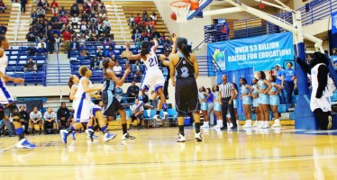 Lady Broncos Basketball defeat Livingstone, 66-49