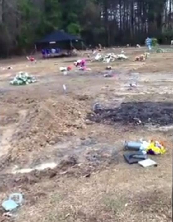 Cross Creek Cemetery No. 5 Fayetteville NC