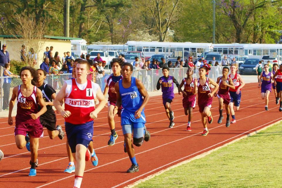 yokosuka middle school track meet