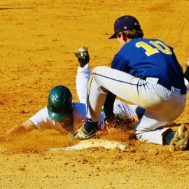 Cape Fear 1 Pine Forest 2 High School Baseball
