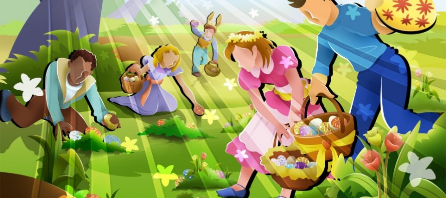 2014 List of Easter Egg Hunts for Fayetteville, N.C. Region
