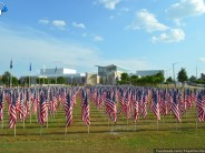 PHOTOS:  2014 Field of Honor in Downtown Fayetteville, NC