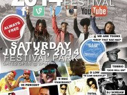 2014 Summer Music Festival is July 26th in Festival Park
