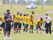 PHOTOS:  7 on 7 Football at Pine Forest High School