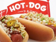 National Hot Dog Day Deals:  FREE Hot Dog, Shakes, or Discounts