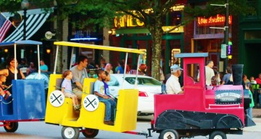 PHOTOS:  Downtown Fayetteville NC Fourth Friday by Frank Maness  | July 25, 2014