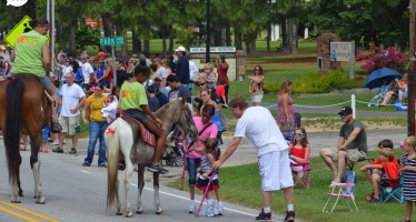 PHOTOS:  Hope Mills NC 2014 Fourth of July Parade