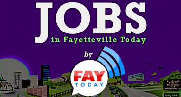 Job Openings Around Fayetteville, NC for Week of July 14-18, 2014