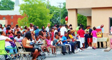 PHOTOS:  Aug 8th Stop The Violence Event Snapshots by Frank Maness