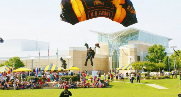 PHOTOS:  National Airborne Day at ASOM by Frank Maness