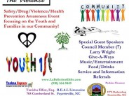 Stop the Violence Event Planned for August 8th