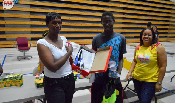 2014 Dreamville Foundation Back to School Giveaway at FSU