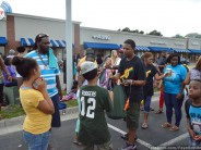 2014 Gotcha' Back Backpack Giveaway a Great Success with Local Youth