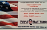 Purple Heart Homes and the City of Fayetteville honor Staff SGT Joe Aguire