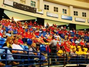 Chicken Plant Debate Continues as Sanderson Farms Meets Crowd of Red Shirts at Info Session