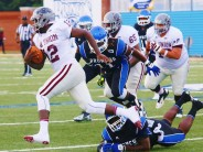 Virginia Union defeats Fayetteville State in Home Opener, 25-13