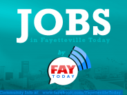 Job Openings Near Fayetteville NC | Sept 15-19, 2014