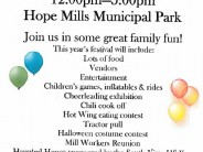 2014 Ole Mills Day Festivities Kickoff at Noon Oct. 18th