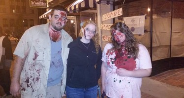 Fayetteville NC 2014 Zombie Walk: User Submitted Photo Gallery