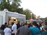 Fayetteville's Festival Park Plaza Host First Food Truck Festival Oct 25th
