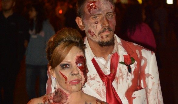 PHOTOS:  2014 Zombie Walk in Downtown Fayetteville NC