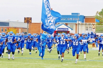 Fayetteville State Homecoming Game 2014