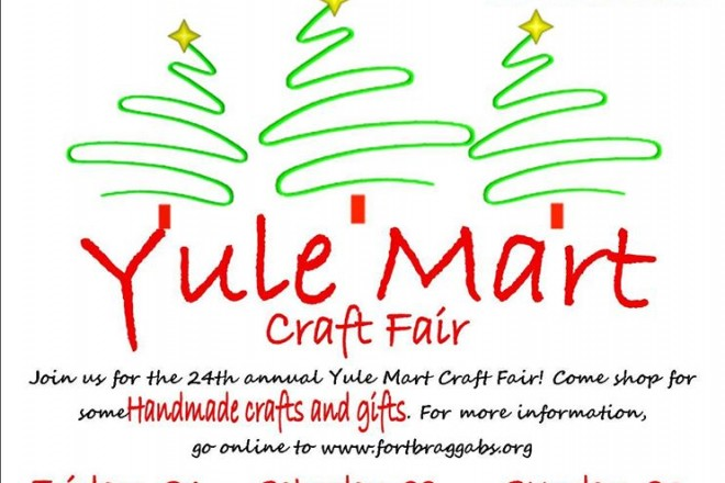 2014 Yule Mart Craft Show Hits the Crown Nov 21-23