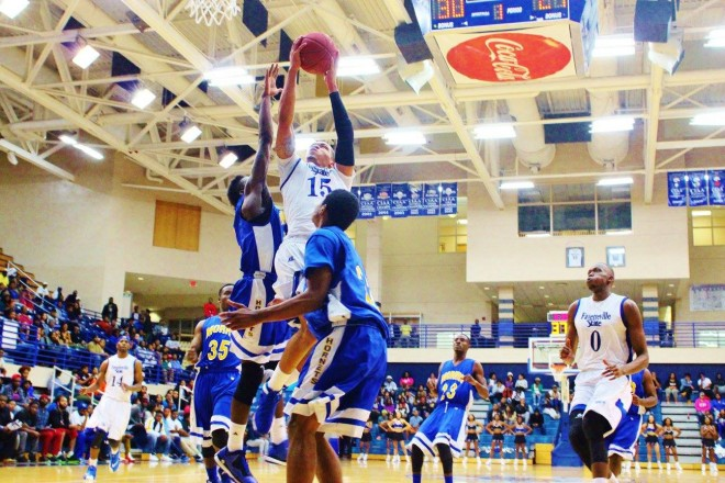 Fayetteville State Defeats Morris, 101-78  |  CIAA Men's Basketball