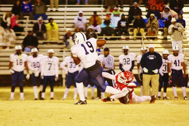 Seventy-First Blown Out by Hillside, 27-0 in NC Playoff East Bracket