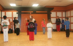 Business Spotlight:  Team Tiger Karate
