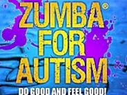 Zumbathon for Autism Awareness on Jan 17 at Fuller Rec Center