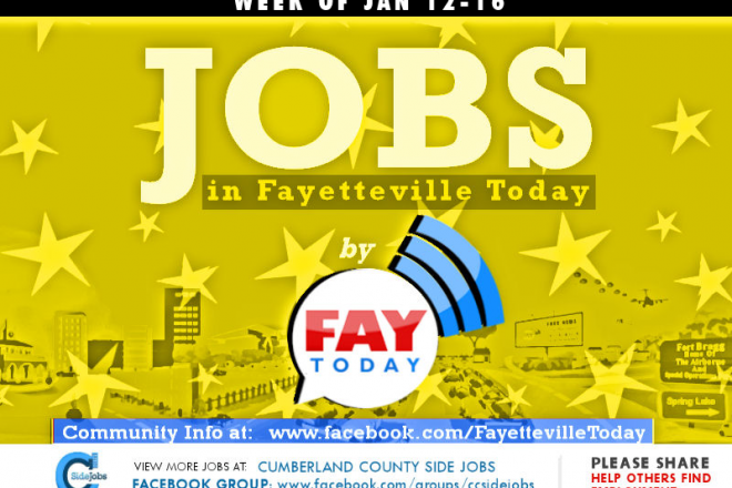 Sexual avaliable jobs in fayetteville nc