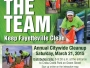 Citywide Trash Cleanup on March 21 by Fayetteville Beautiful