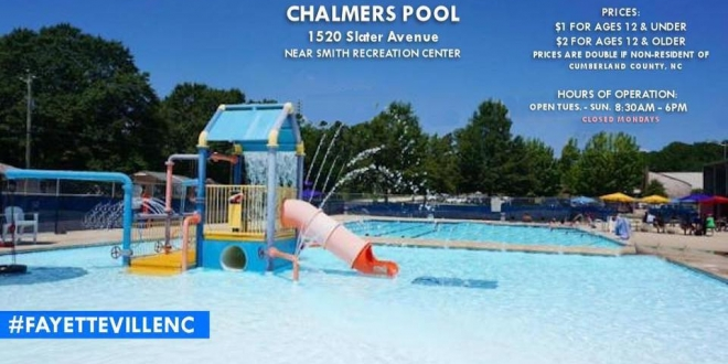 List Of Public Pools And Swimming Spots Near Fayetteville Nc For 2017 Faytoday
