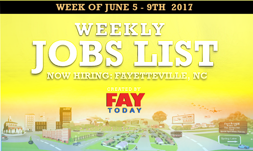 98 In USA jobs available in Fayetteville, NC on nakedprogrammzce.cf Apply to Customer Service Representative, Automotive Technician, Baker and more!